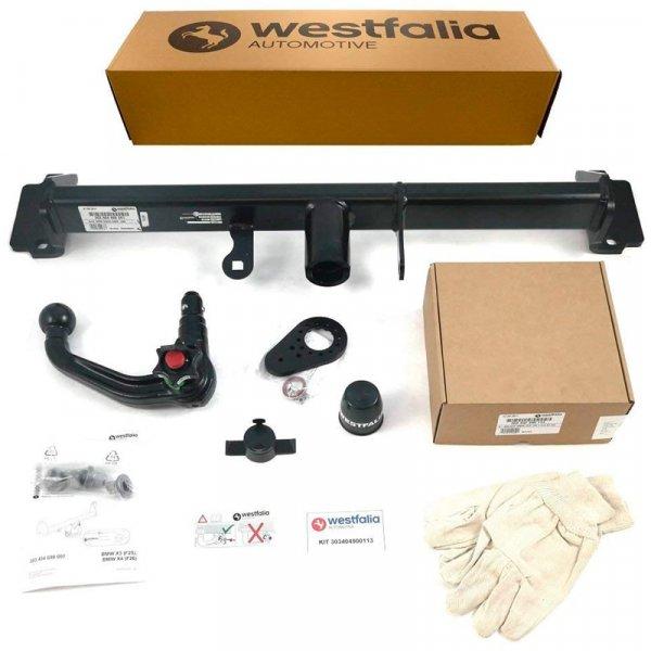 Фаркоп Westfalia 303404 для BMW X3 F25 (2014-2017)