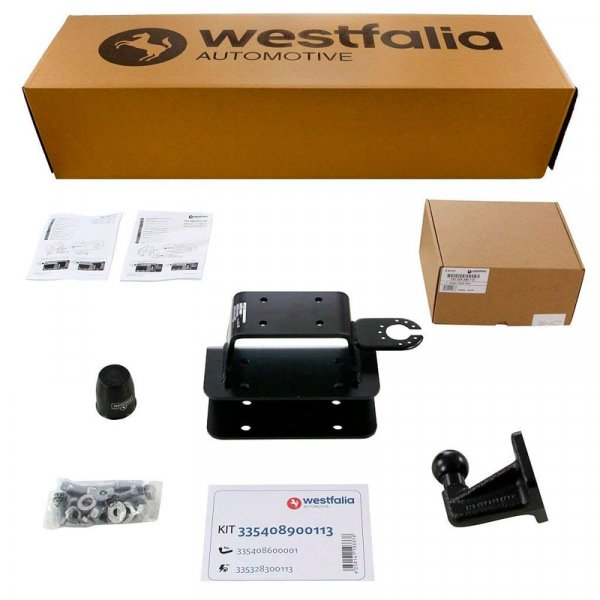 Фаркоп Westfalia 335408900113 для Toyota Hilux (2010-2015)