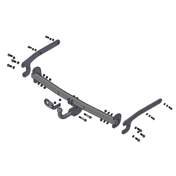 Фаркоп Трейлер 6015 для Ford Focus (2011-)