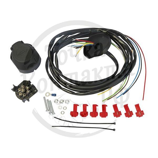 Электрика универсальная к фаркопу без блока ET 766011 (для авто без CAN шины)