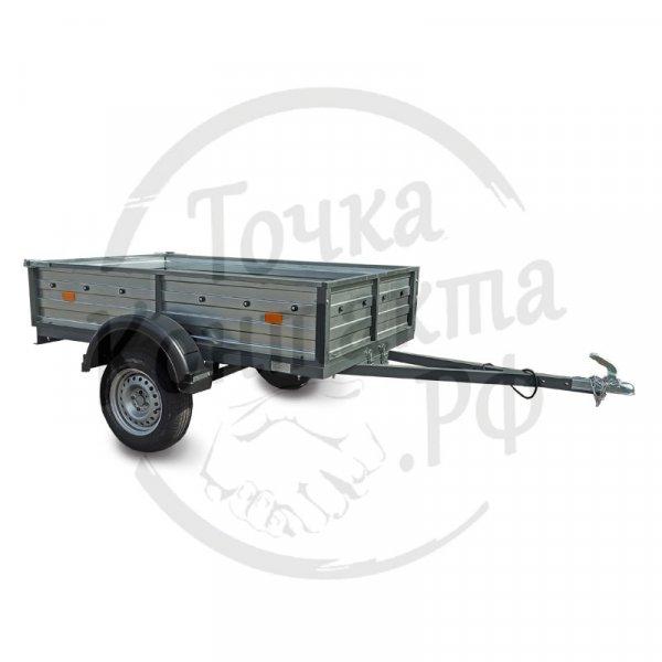 Прицеп СЛАВИЧ 203 крашеный (2000х1300х400мм) для перевозки грузов