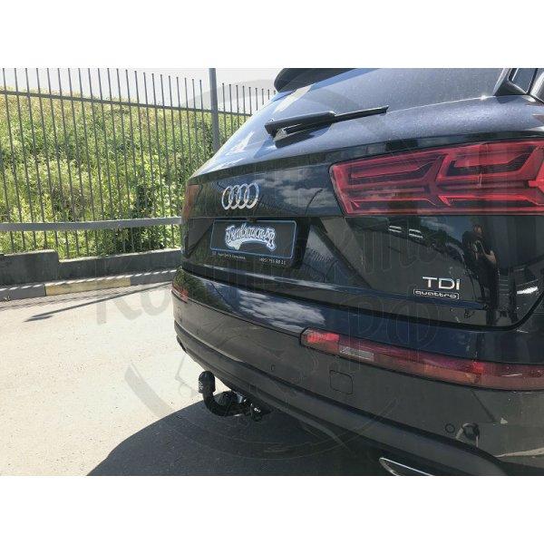 Фаркоп Лидер-плюс А105-А на Audi Q7 (2015+)