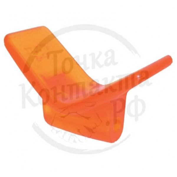 Носовой упор для лодочного прицепа RP-3 75x71x150мм, втулка 12.5мм