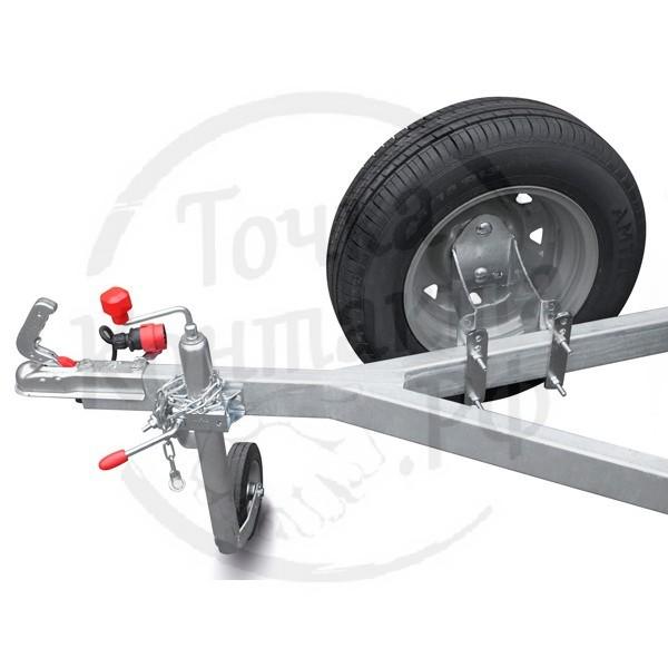 Кронштейн запасного колеса R13\R14 для прицепа, универсальный.