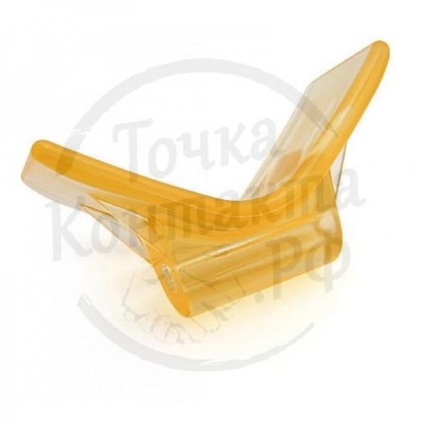 Носовой упор для лодочного прицепа 80x71x152мм, втулка 12.5мм