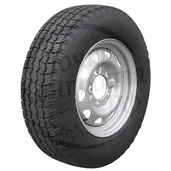 Запасное колесо для легкового прицепа R16 139.7x5