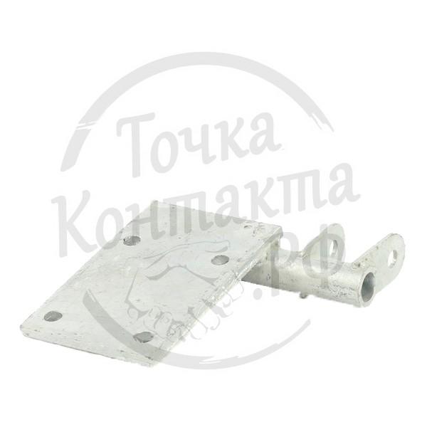 Кронштейн крепления амортизатора прицепа лодочного 81771Е.001-07.05.430 правый МЗСА 5353