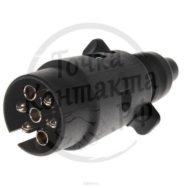 Вилка прицепа 7-ми контактная AL-KO 250060
