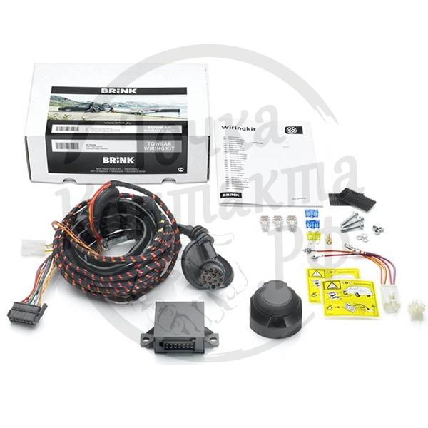 Штатная электрика Brink 712064 на Ford Ranger 2012-