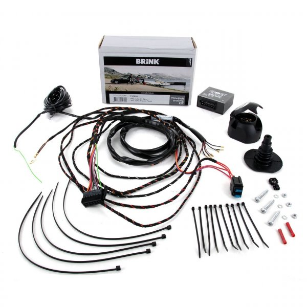 Штатная электрика Brink 714511 на Honda CR-V (2012-)