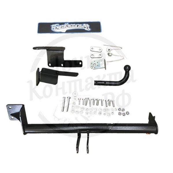 Фаркоп Лидер-плюс C218-A на Chevrolet Epica (2006-2012)