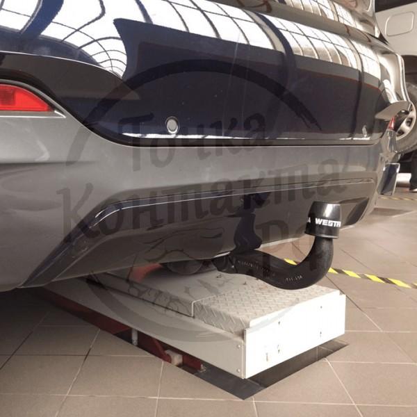 Фаркоп Westfalia 303368 для BMW X5 E70 (2007-2013)