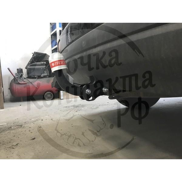 Фаркоп Трейлер 7410 на Daewoo Nexia (1995-2016)