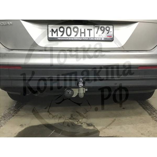 Фаркоп Motodor 92704-A для Skoda Kodiaq (2017-)