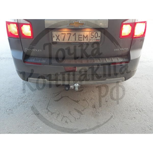 Фаркоп Galia C061A на Chevrolet Orlando (2011-2015)