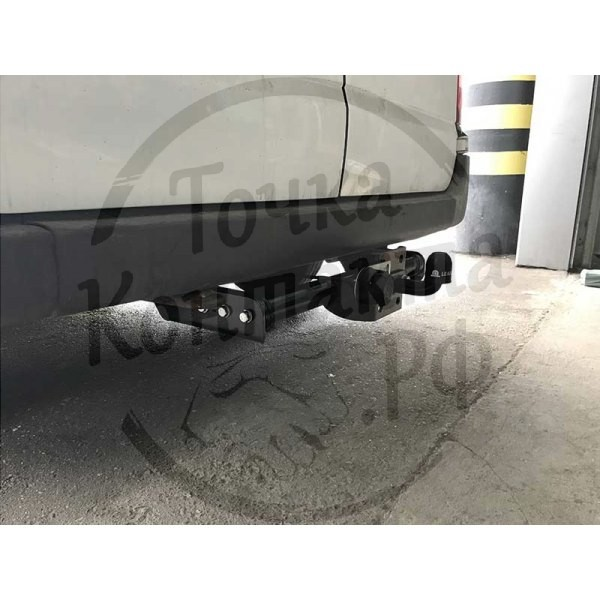 Фаркоп Лидер-плюс F116-FC для Ford Transit фургон  (2000-2014)