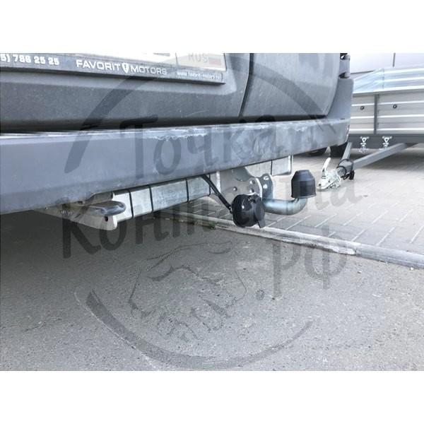 Фаркоп Galia F125A для Ford Transit (2014-)