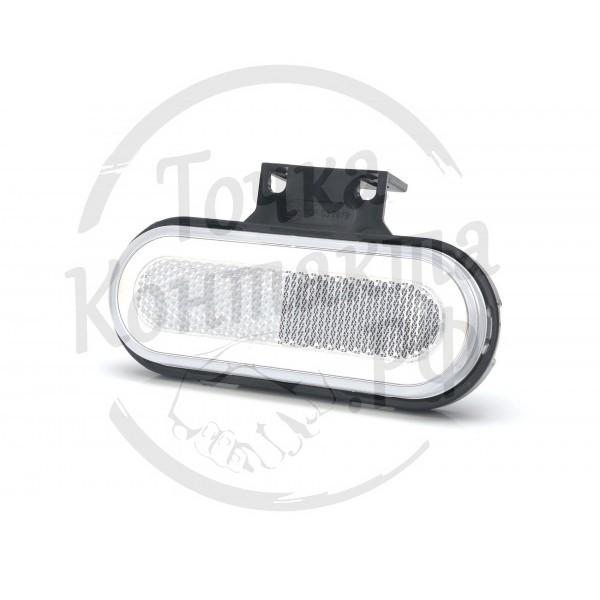 Светодиодный габаритный фонарь передний (WAS 1401 W198N)