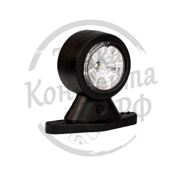Габаритный LED фонарь рог (Fristom FT-009A)