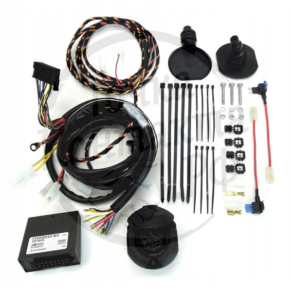 Штатная электрика Hak-System 21020503 на BMW X5 Е53  2000-2007