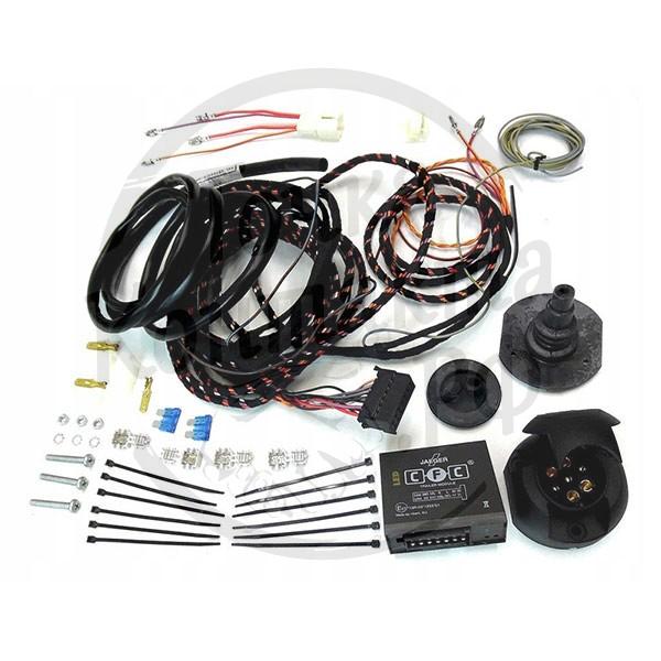 Штатная электрика Hak-System 12500555 на Citroen Grand C4 Picasso 2006-2013