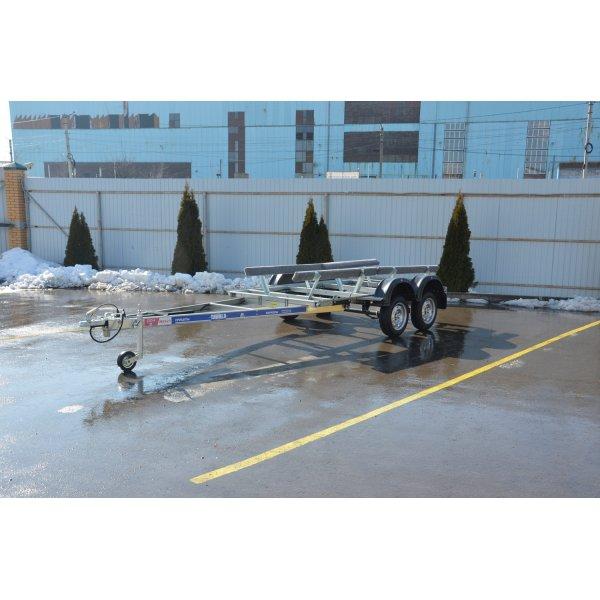2-х осный автомобильный модульный прицеп Tavials ДОН N5521
