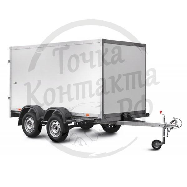 Двухосный промтоварный фургон (кузов: 6,8 м 3 ) МЗСА 817783.001