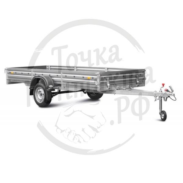 Прицеп для перевозки снегоходов и квадроциклов МЗСА 817715.012