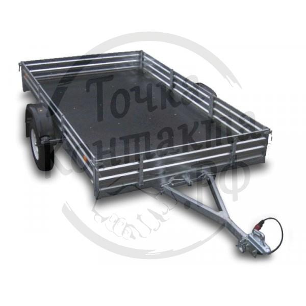 Для перевозки крупногабаритных грузов и мототехники МЗСА 817716.001