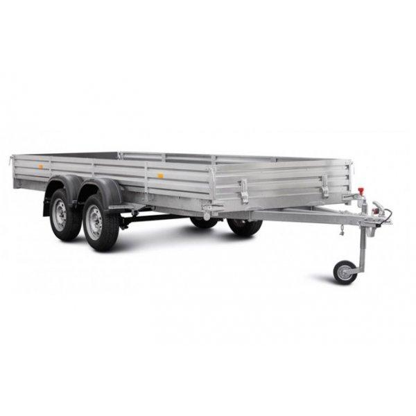 Прицеп для коммерческого использования МЗСА, а так же для перевозки двух ATV