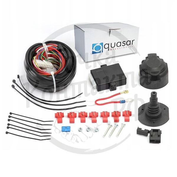 Электронный блок Quasar WH1-PRO с обманкой CAN шины универсальный