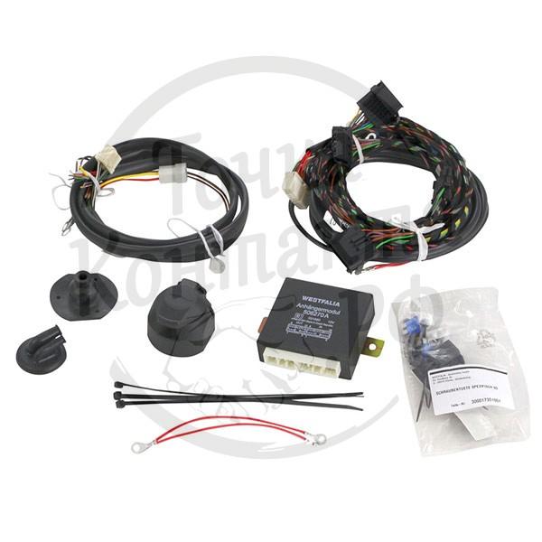 Штатная электрика Westfalia 303451300107 на BMW X5 E70 2007-2013