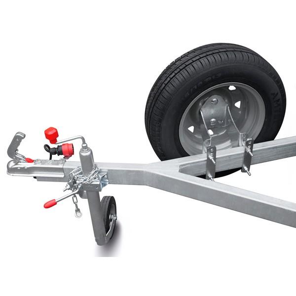 Кронштейн запасного колеса R13\R14 для прицепа
