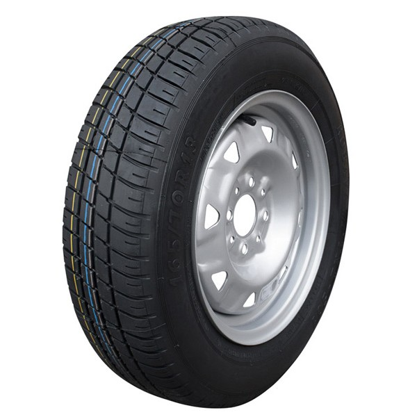 Запасное колесо для легкового прицепа R13 98x4